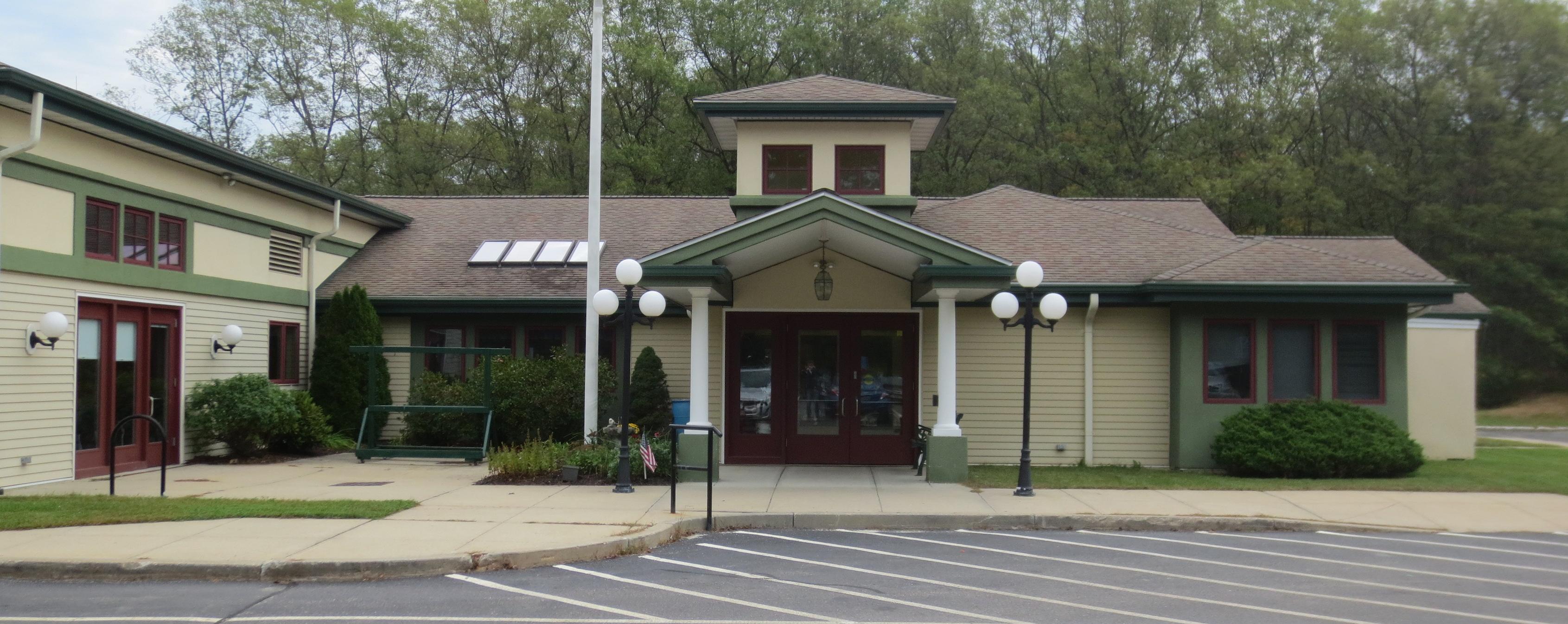 Bellingham Senior Center 2