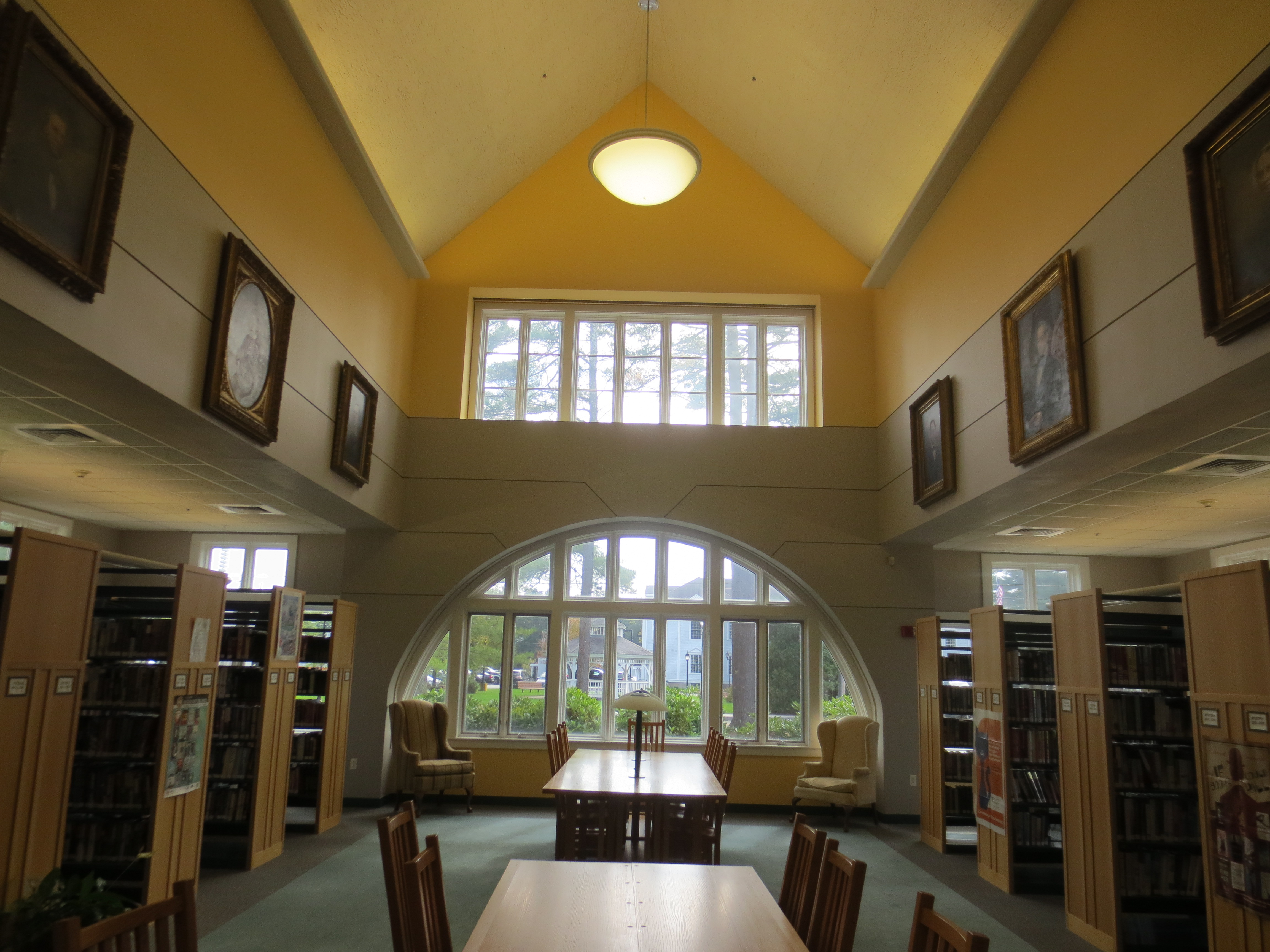 Carver Library 2