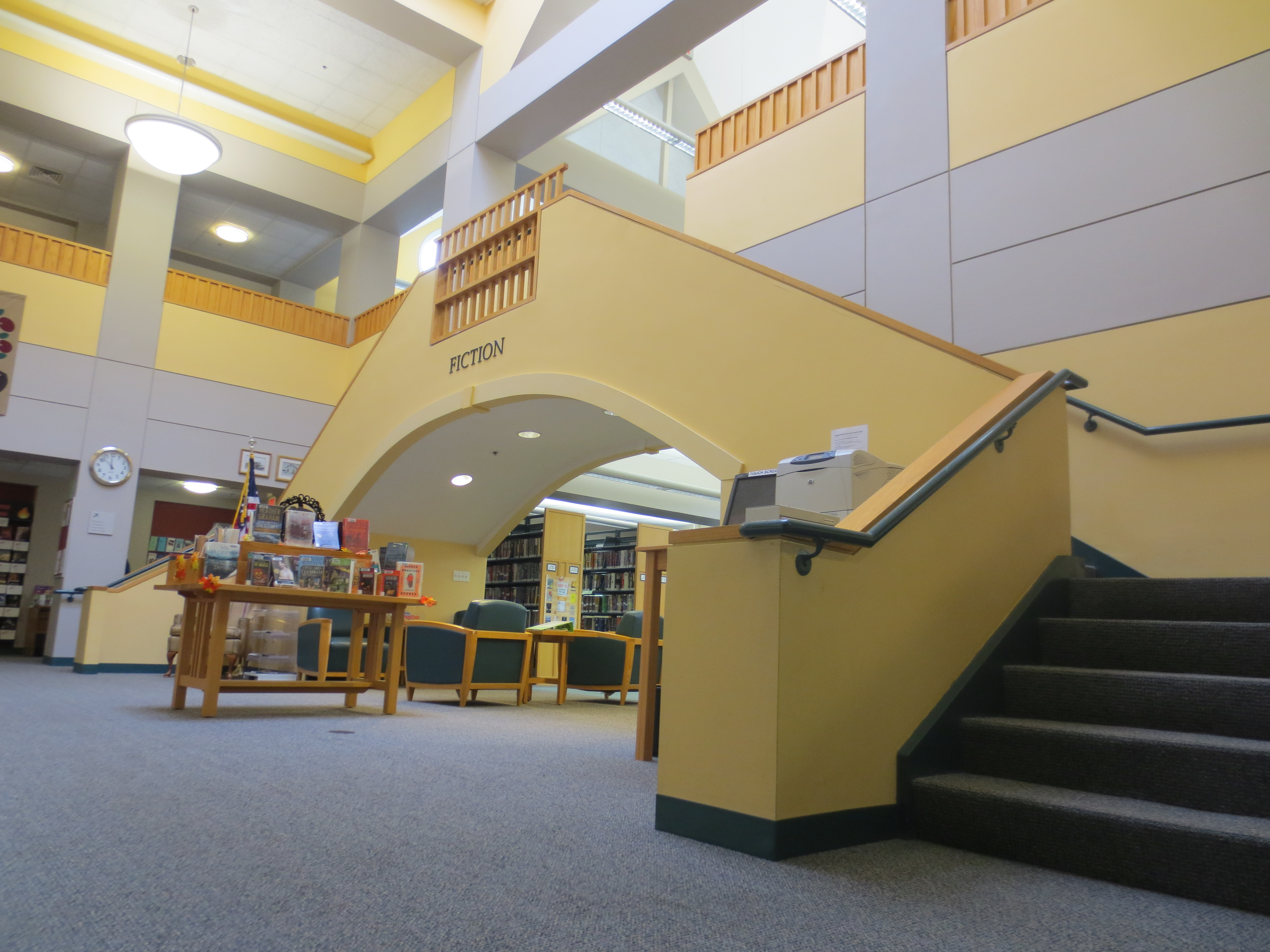 Carver Library 3
