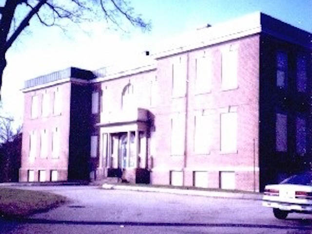 Randolph Town Hall Before